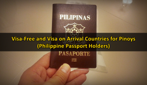 visa free countries pinoys