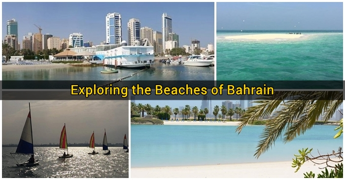 Exploring the Beaches of Bahrain