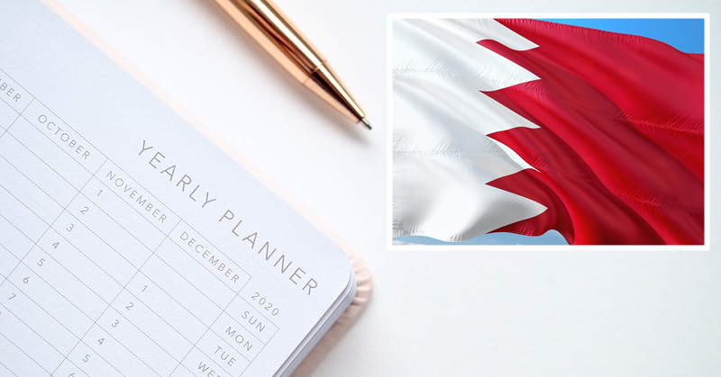 List of Bahrain Public Holidays in 2019 3