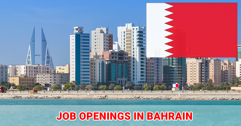 job openings in bahrain