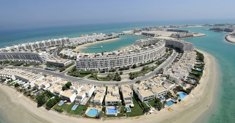 Places to Visit in Bahrain - Amwaj Islands Website