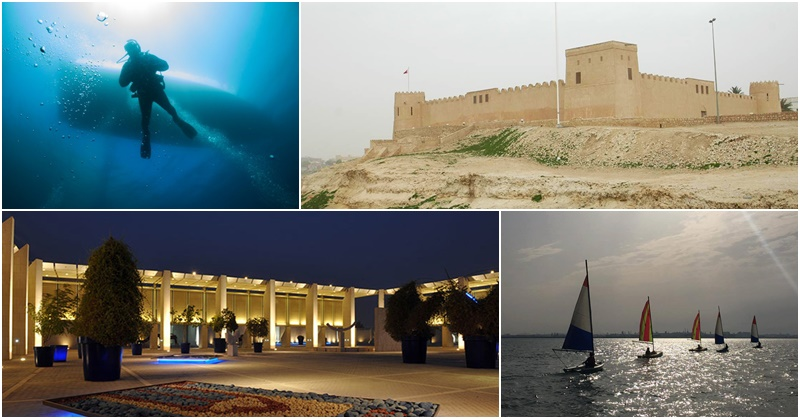 Places to Visit in Bahrain - Into the Blue - Bahrain Authority for Culture and Antiquities - Bahrain Yacht Club FB Page