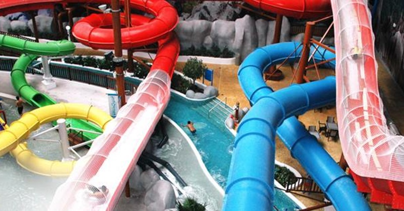 Places to Visit in Bahrain - Wahooo Waterpark Bahrain FB Page