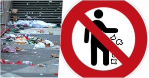 Cleanliness Law Awareness Campaign Launched