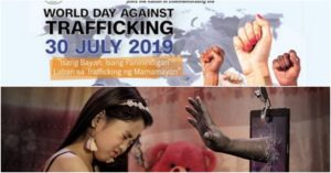 Embassy Urges Filipinos to Report Cases of Human Trafficking