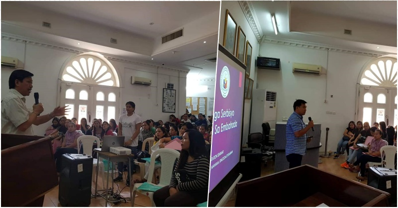 PH Embassy Conducts Post-Arrival Orientation Seminar for Newly Arrived OFWs