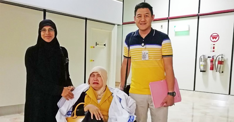 OFW Stroke Survivor in Bahrain to be Reunited with Family after 8 Years