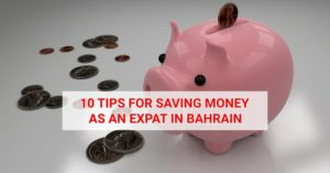 save money bahrain