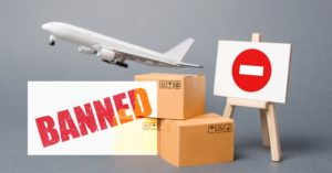 Banned and restricted items bahrain
