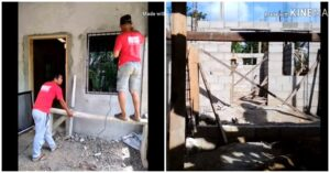 This OFW Started Her Own House Project Worth Php 200K